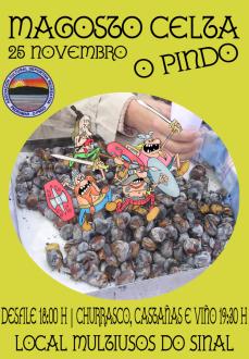 VIII Encontro Monte Pindo
